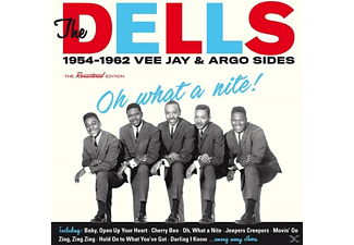 The Dells - Oh What A Nite! 1954-62 Vee Jay & Argo Sides  - (CD)