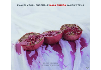 Exaudi-(vocal Ensemble) - Mala Punica - (CD)