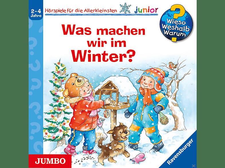 Wieso? Weshalb? Warum? junior. Was machen wir im Winter? - (CD)