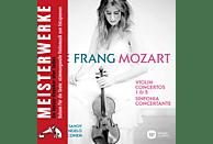 Jonathan Cohen, Vilde Frang - Violinkonzerte 1 & 5 / Sinfonia Concertante [CD]