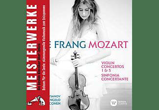 Jonathan Cohen, Vilde Frang - Violinkonzerte 1 & 5 / Sinfonia Concertante  - (CD)