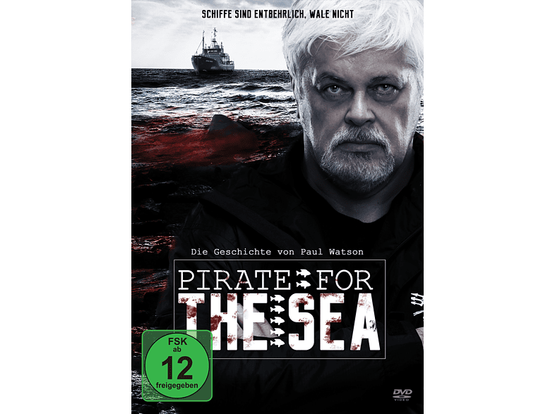 Pirate for the Sea [DVD]