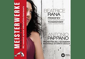 Beatrice Rana, Antonio Pappano, Oascr, VARIOUS - Klavierkonzerte  - (CD)
