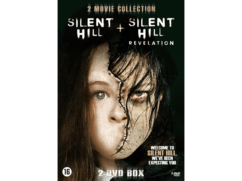 Silent Hill + Silent Hill - Revelation DVD