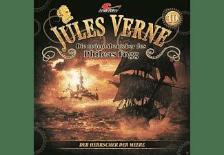 Jules-die Neuen Abenteuer Des Phileas Fo Verne - Der Herrscher der Meere Folge 10  - (CD)