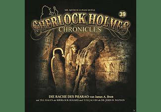 Sherlock Holmes Chronicles - Die Rache des Pharaos Folge 39  - (CD)