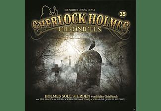 Sherlock Holmes Chronicles - Holmes soll sterben Folge 35  - (CD)
