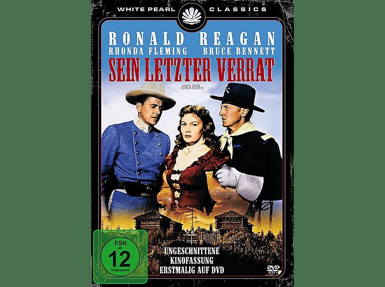Sein letzter Verrat - Original Kinofassung [DVD]