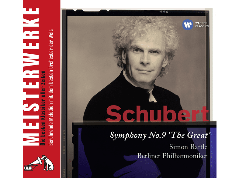 """Carl August Nielsen - Sinfonie 9 """"die Grosse"""" [CD]"""