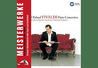 Emmanuel Pahud, Aco - Flötenkonzerte  - (CD)