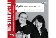 Osm, Martha Argerich - Klavierkonzert 1+2 [CD]