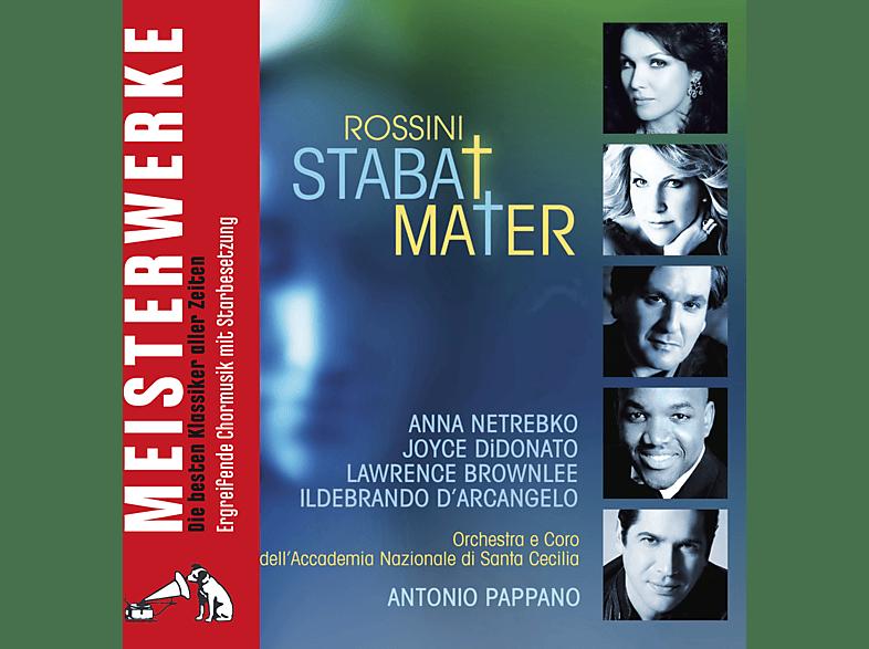Netrebko/Didonato/Pappano - Stabat Mater [CD]