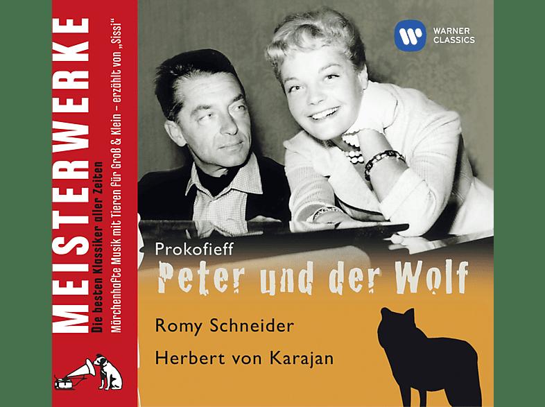 Romy Schneider - Peter Und Der Wolf/Schwanensee [CD]