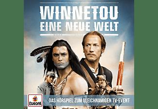 Winnetou - Winnetou-Eine neue Welt (Das Hörspiel zum TV-Event)  - (CD)