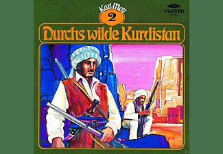 Karl May - Karl May Klassiker-Duchs wilde Kurdistan  - (CD)