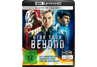 Star Trek Beyond [4K Ultra HD Blu-ray]