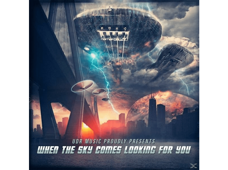 VARIOUS - When The Sky Comes Looking For You(Udr Proudly Pre [CD]