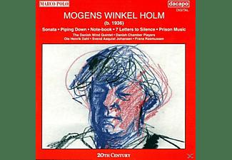 VARIOUS, Andersen, Madsen, Barfoed - Sonate/Piping Down/Note-Book  - (CD)
