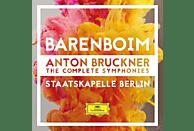 Staatskapelle Berlin - Anton Bruckner-The Complete Symphonies [CD]