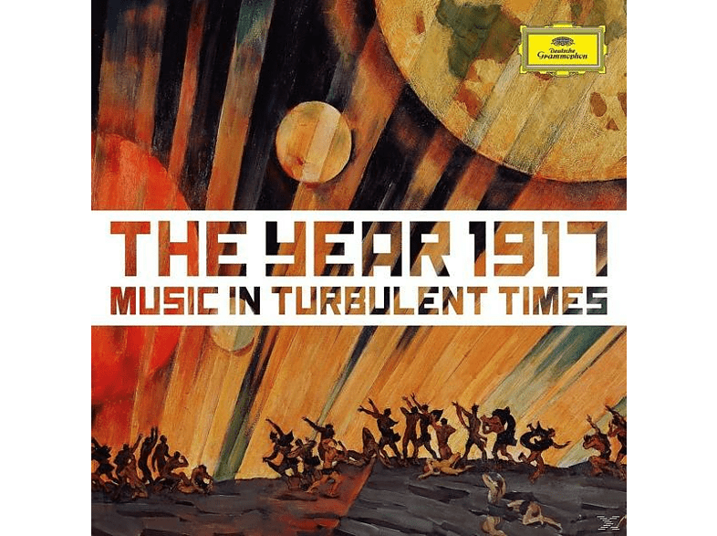 VARIOUS - 1917-Music In Turbulent Times [CD]
