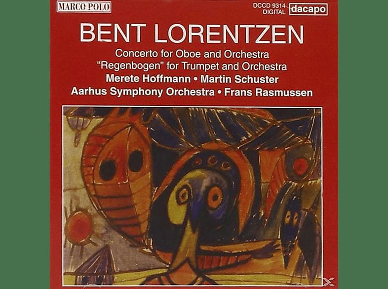 Hoffmann, Schuster, Rasmussen - Oboenkonzert/Regenbogen [CD]