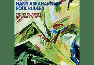 The Kontra Quartet - Streichquartette 1+2/2+3  - (CD)