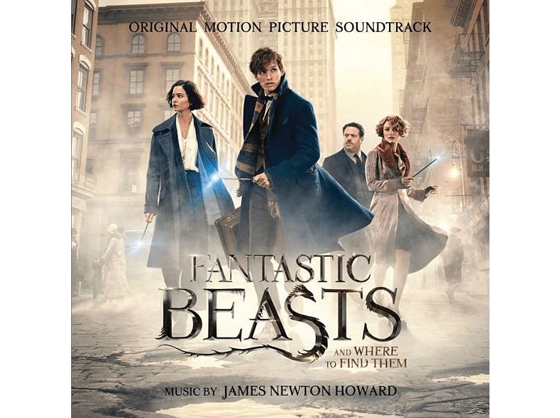 O.S.T. - Fantastic Beasts And Where To Find [Vinyl]