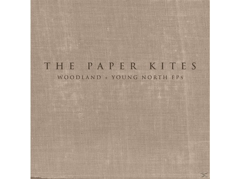 Paper Kites - Wooland & Young North Eps [CD]