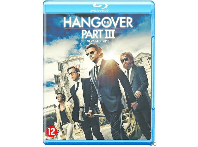 The Hangover 3 Blu-ray