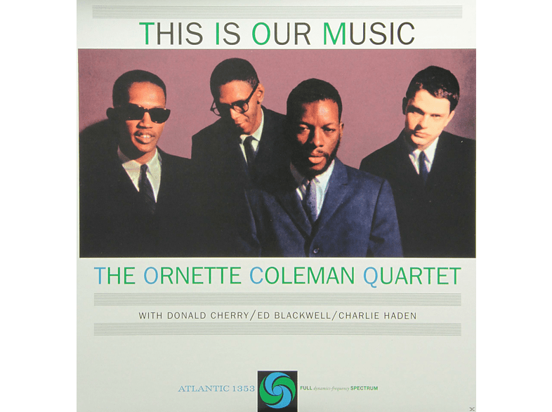 Ornette Coleman - This Is Our Music -Hq- [Vinyl]