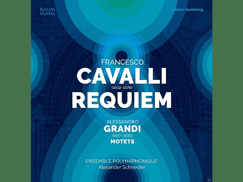 Ensemble Polyharmonique, Alexander Schneider, VARIOUS - Requiem/Motetten [CD]