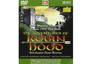 Moscow Symphony Orchestra, Stromberg/Moskau So - Adventures Of Robin Hood  - (DVD-Audio Album)