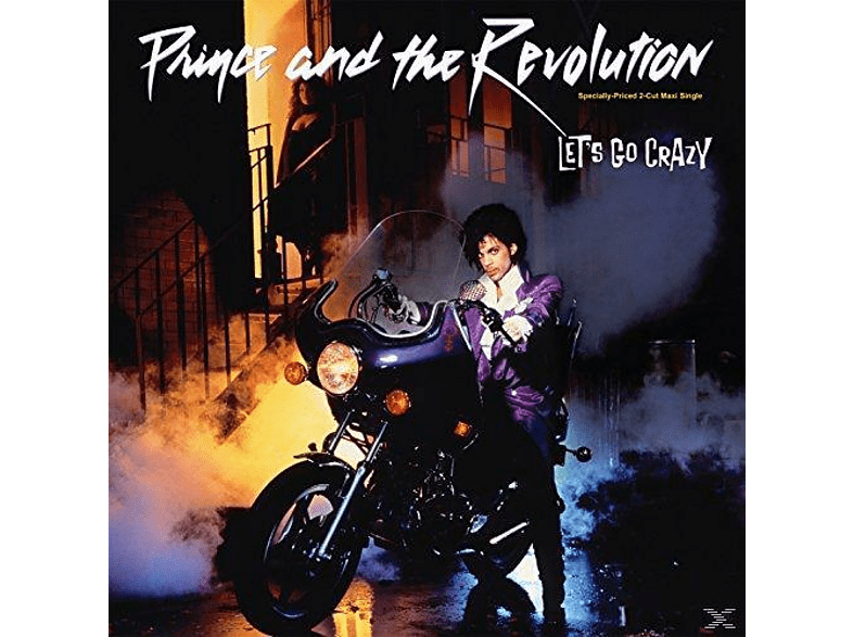 Prince And The Revolution - LET S GO CRAZY/EROTIC CITY 12 INCH [EP (analog)]