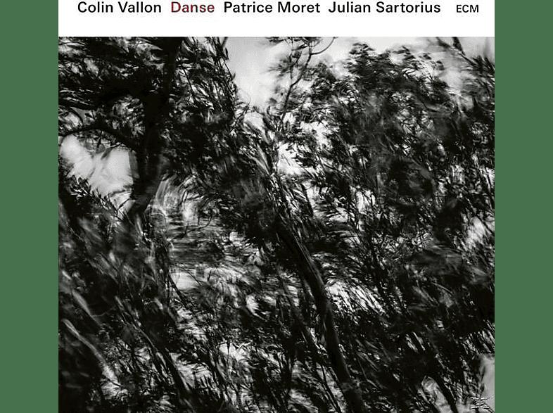 Patrice Moret, Vallon Colin, Julian Sartorius - Danse [CD]