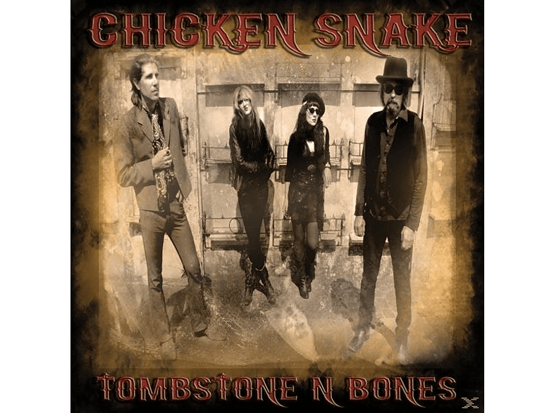 Chicken Snake - Tombstone'n'Bones [Vinyl]