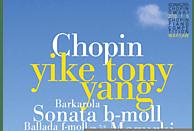 Yike Tony Yang - Barkarola / Sonata B-Moll / Ballada F-Moll / Mazurki [CD]