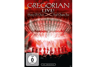 Gregorian - LIVE! Masters Of Chant-Final Chapter Tour  - (Blu-ray)