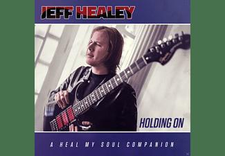 Jeff Healey - Holding On  - (CD)