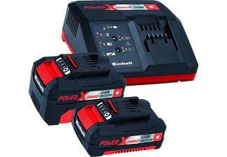 EINHELL Werkzeugset TE-TK 18 LI KIT (CD+AG)