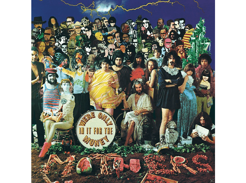 Frank Zappa, VARIOUS - We're Only In It For The Money [Vinyl]