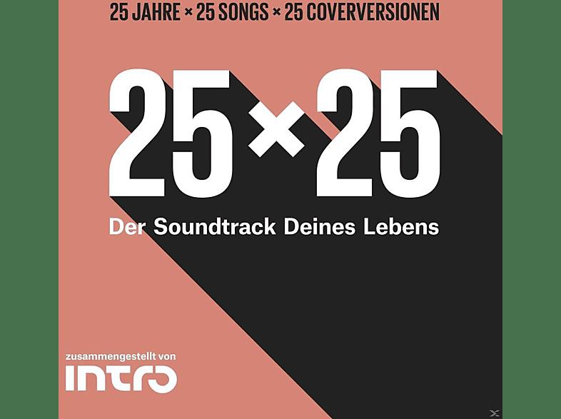 VARIOUS - 25 Jahre Intro (Der Soundtrack Deines Lebens) [CD]