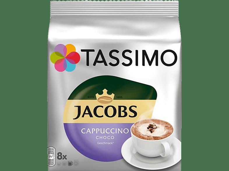 TASSIMO 4031644 Cappuccino Choco Kaffeekapseln (Tassimo)