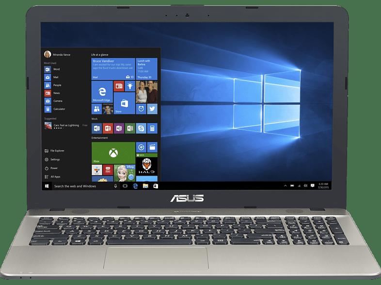 ASUS R541UJ-DM246T, Notebook mit 15.6 Zoll Display, Core™ i5 Prozessor, 12 GB RAM, 1 TB HDD, GeForce 920M, Chocolate Black