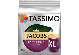 TASSIMO 4031647 Caffè Crema Intenso  Kaffeekapseln (Tassimo)