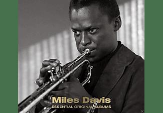 Miles Davis - Essential Original Albums  - (CD)