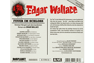 Edgar Wallace - Edgar Wallace 7: Feuer im Schloss - (CD)