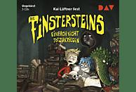 Lüftner Kai - Die Finstersteins – Teil 2: Einfach nicht totzukriegen - (CD)