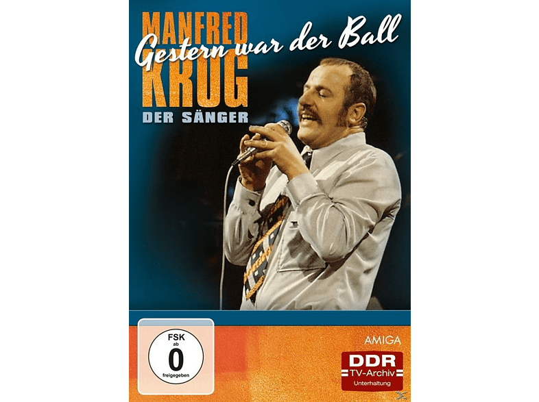 Manfred Krug - Die große Manfred Krug Hit Collection [DVD]