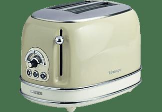 ARIETE 00C015513AR0 Toaster Creme (810 Watt, Schlitze: 2)