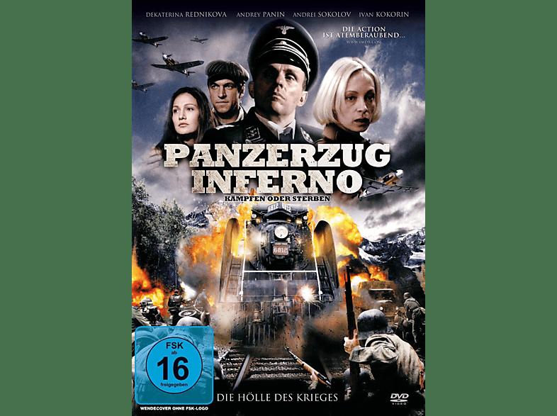Panzerzug Inferno [DVD]